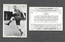 Arsenal Cliff Bastin England (GS)